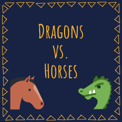 dragonsvhorses