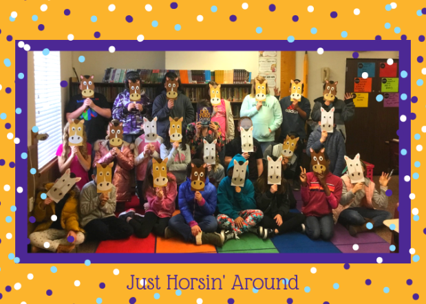giveaway-Just Horsin Around
